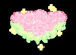 Pixel Roses