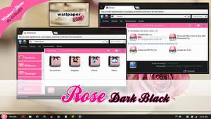 Rose  (DarkBlack)