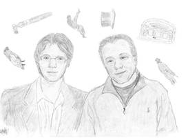 Marc-Andre Hamelin and I by f1f1s