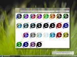 28 IE 7 custom icons