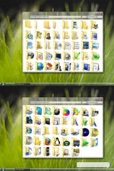 78 custom vista icons