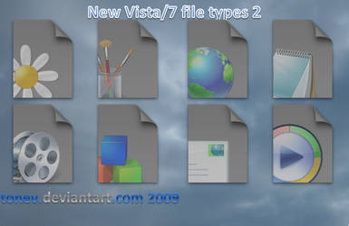 New filetypes part 2 by tonev
