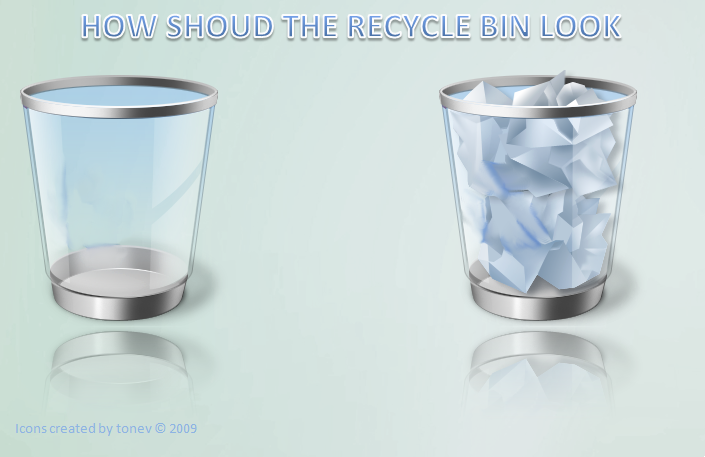 The real recycle bin :D by tonev