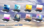 Laptop icons 2