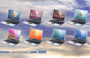 Laptop icons 4