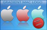 Gradient apple logo .ico