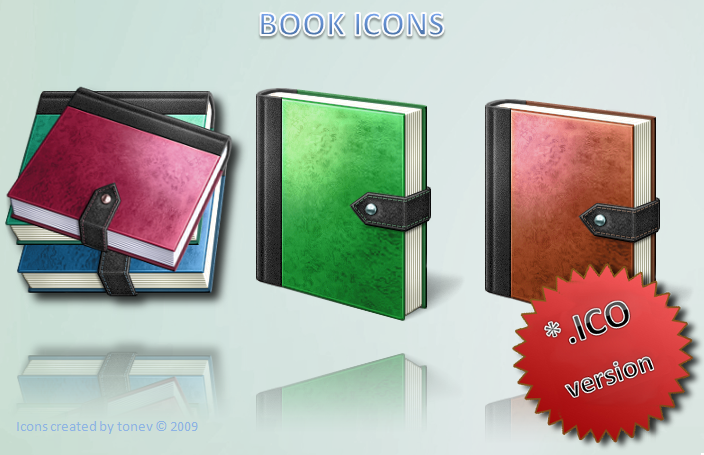 book icons ico by - photo #28