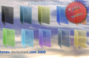 The color folders in .ico