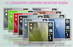 41 longhorn desktop icons