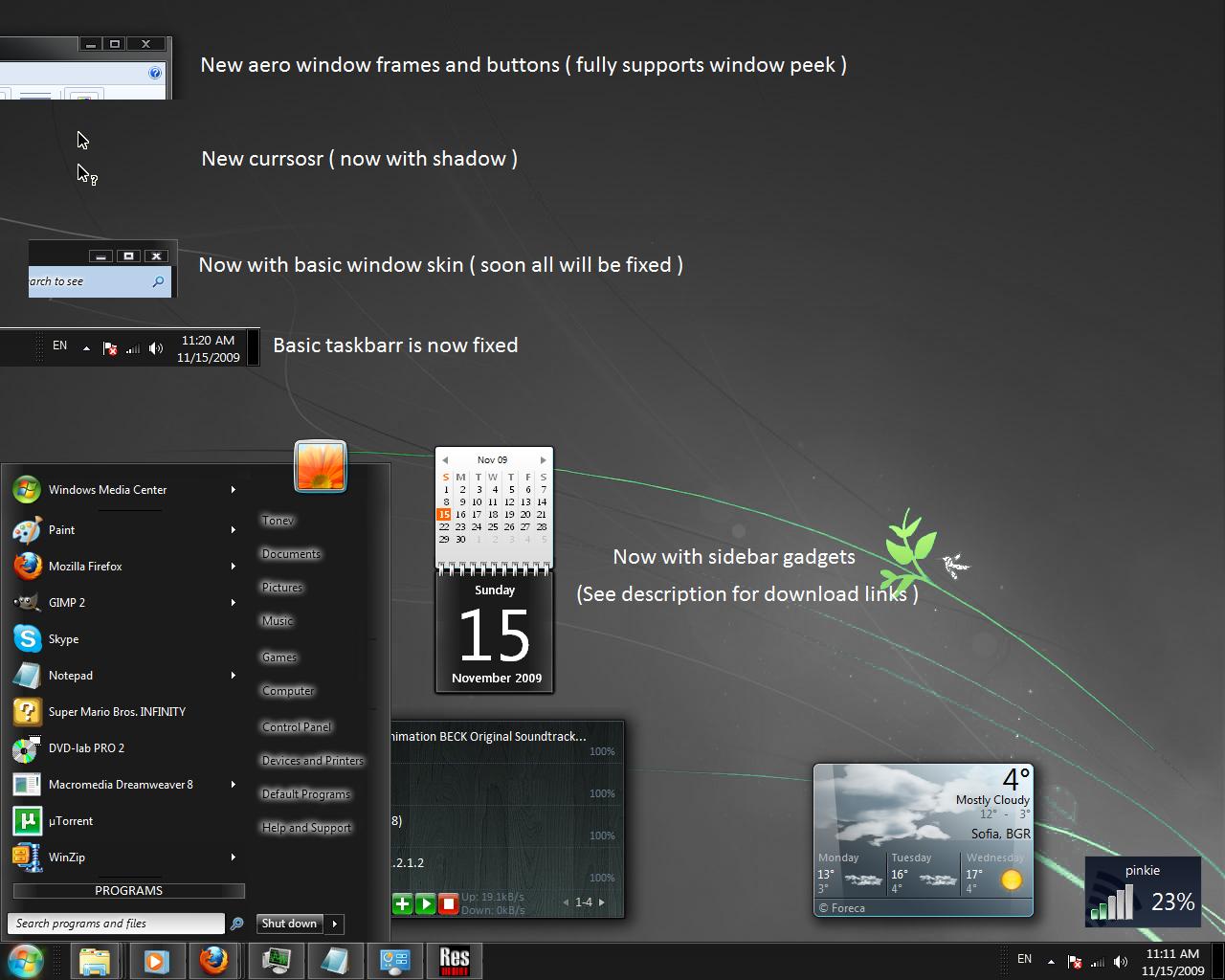 Make windows 10 look like windows 7.
