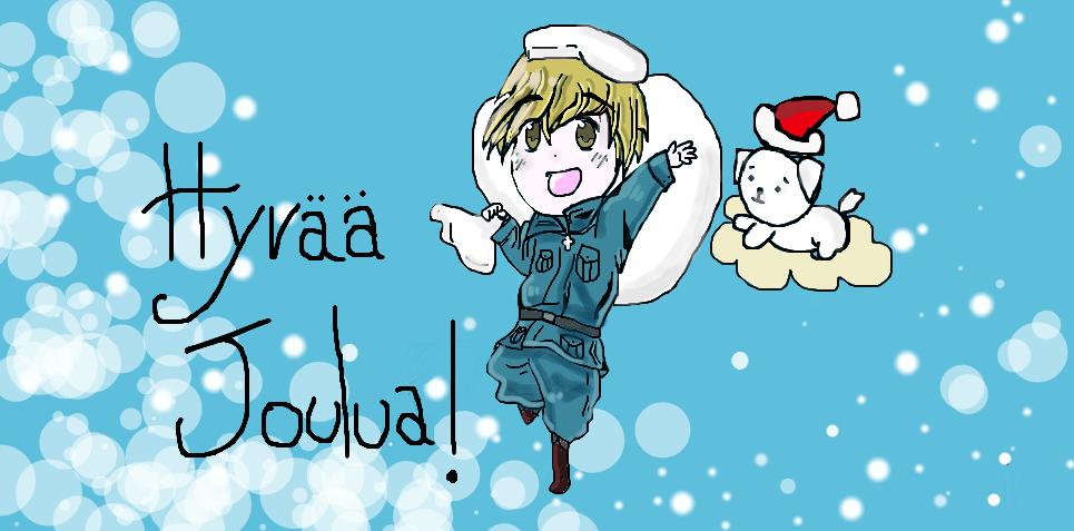 Gift From Finland (Merry Christmas)!!! by xXKushinaTomatoXx