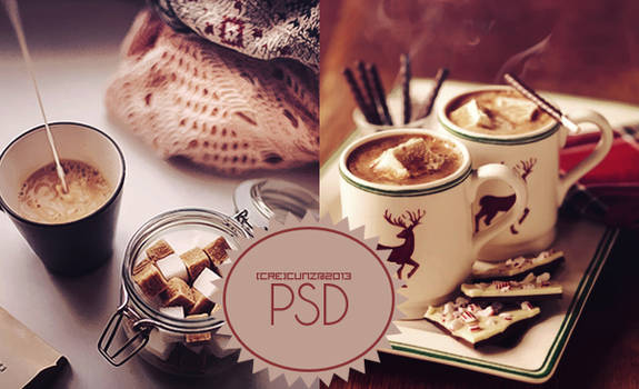 PSD Coloring: Chocolate and Sugar