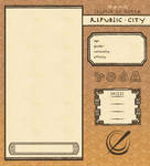 Republic City App Template