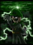 The Green Thunder