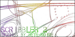 Scribble Brushes 2 by radkey