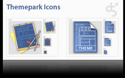 Themepark Icon - Updated - by maoos
