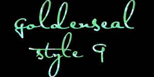 Goldenseal Style  Nine by goldensealgraphic