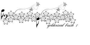 Goldenseal Brush 1 by goldensealgraphic