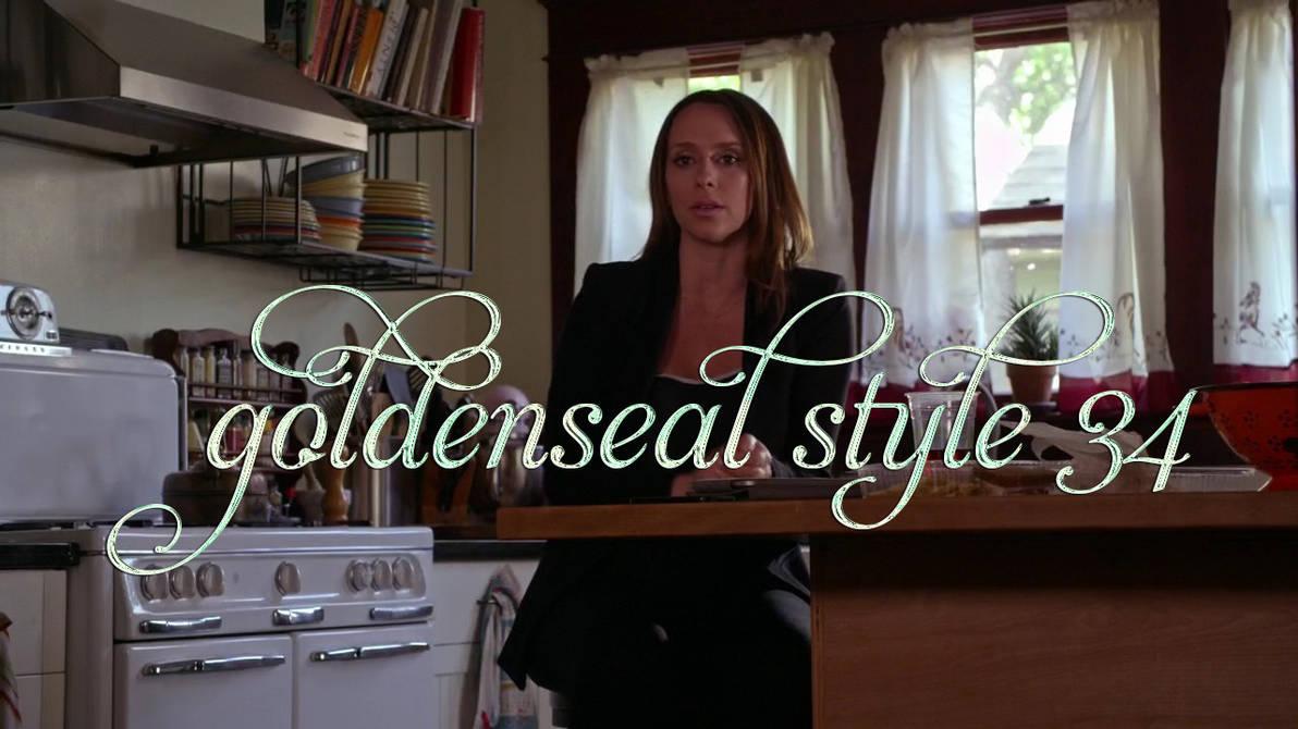 Golenseal Style 34 by goldensealgraphic