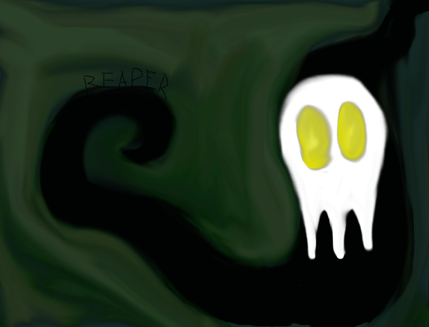 Reaper by InkHeart4568