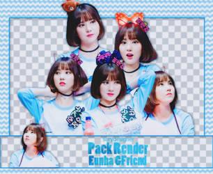 [Share Render #26] Eunha - GFriend by surydesigner