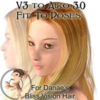 V3 to Aiko 3.0 Fit-To Poses by NightsongWS