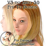 V3 to Aiko 3.0 Fit-To Poses
