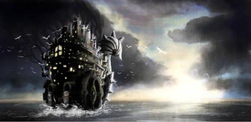 Ciudad en el agua 2