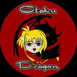 Otaku Dragon for  T Shirt