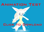 Heroine's Animation Test