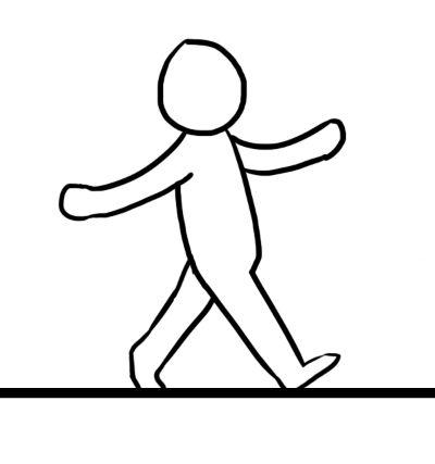 Walk Cycle (ADFA)