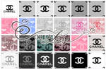 Chanel style patterns