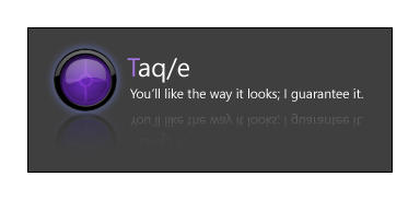 Taq-e by skryingbreath