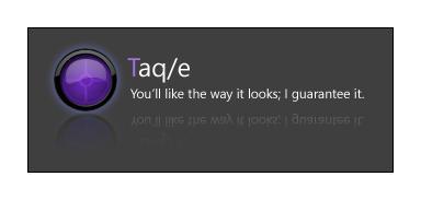 Taq-e by skryingbreath