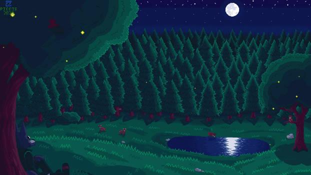 (Animated) ITGKrosis - Among the Stars