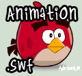 Angry Birds: Red Bird Animation