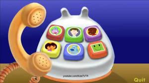 Nick Jr. Phone (2000s)