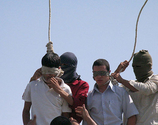 IRAN EXECUTES 2 GAY TEENAGERS by inspiredcreativity