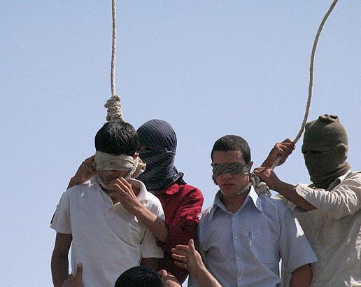 IRAN EXECUTES 2 GAY TEENAGERS by inspiredcreativity
