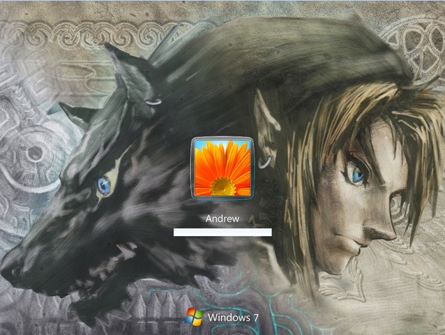 Twilight Princess - Windows 7