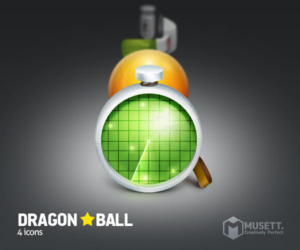 Dragon Ball by Jaziel