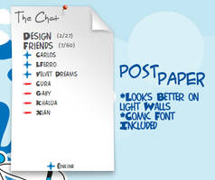 Post Paper by Jaziel