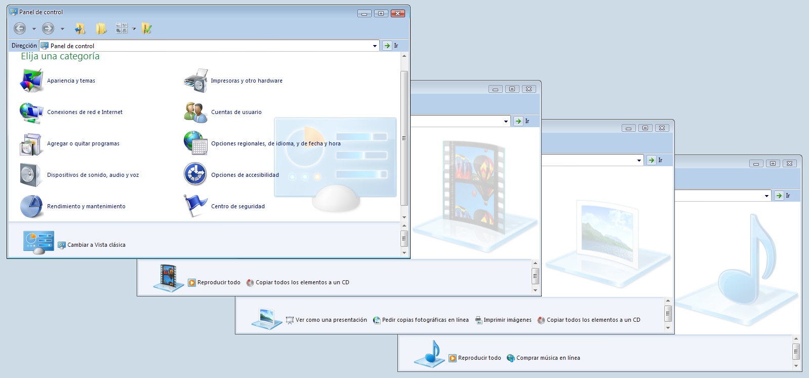 Think, Xp shellstyle.dll bottom details view with