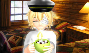 MMD Hot Cocoa DL by Snowwisheslol