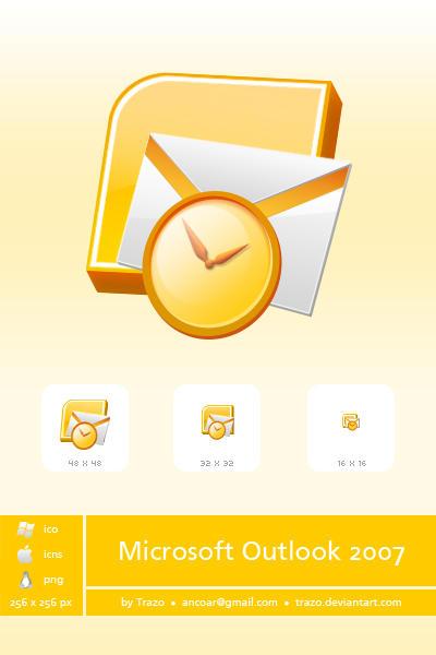 Trupíkův weBlog - Přepínání SMTP v Outlooku 2007