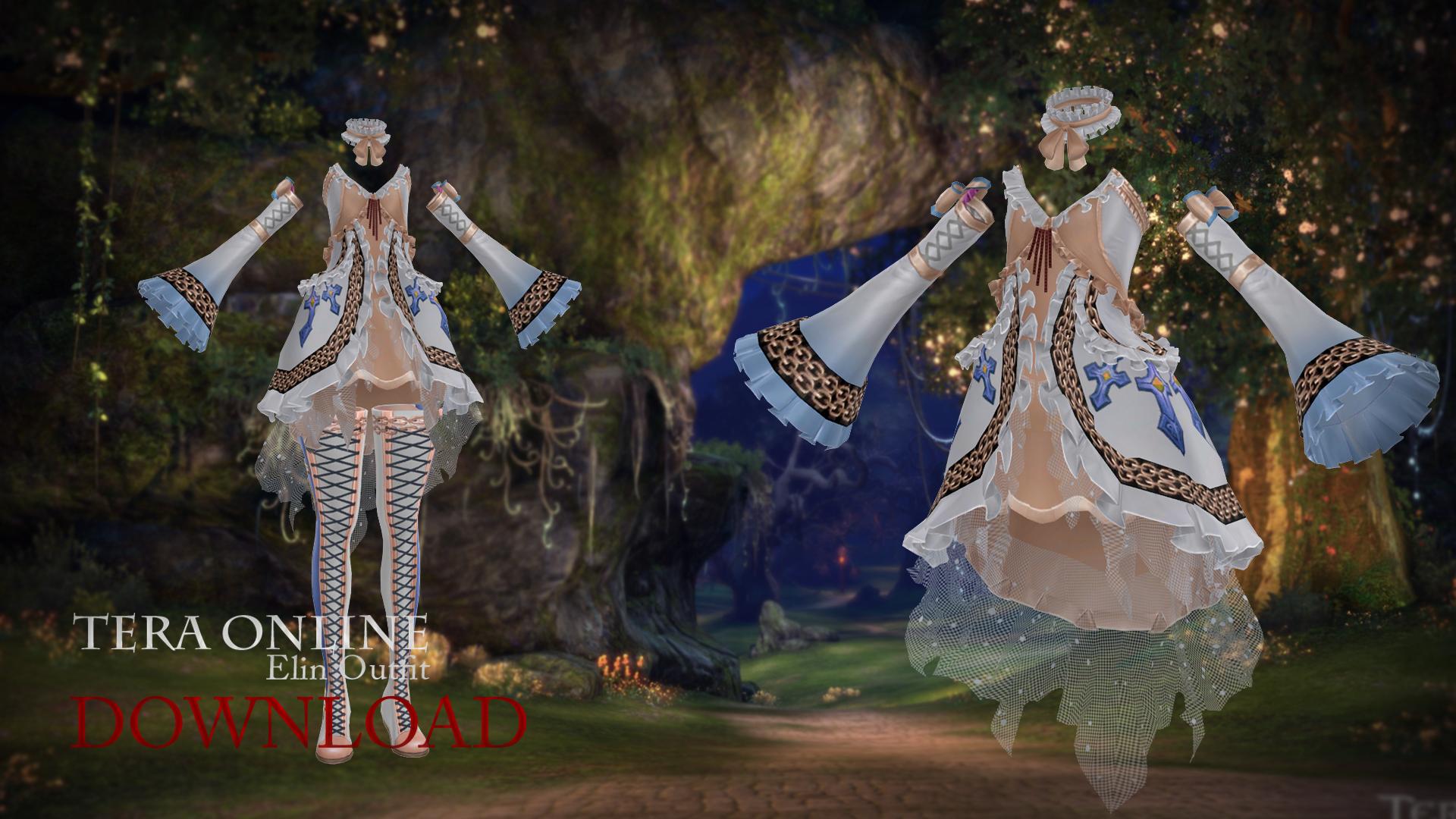 Elin Outfit DL By MirelHelly On DeviantArt