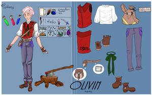 Contest Entrie_ Olivin /Redesign\