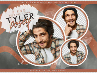 PNG Pack #23 - Tyler Posey by revenge-frnk