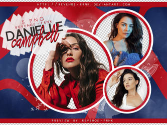 PNG Pack #24 - Danielle Campbell by revenge-frnk