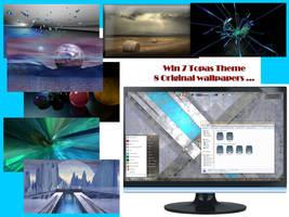 Win 7 Topas Theme by Topas2012